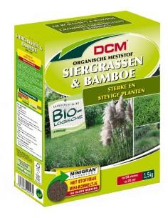 DCM meststof voor siergrasssen en bamboe 1.5kg