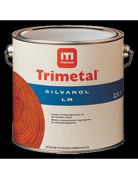 Silvanol LM notenhout 2.5l   732