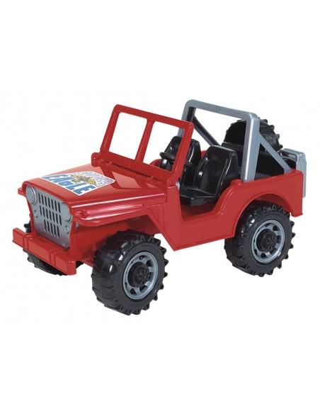 Jeep terreinwagen 1:16