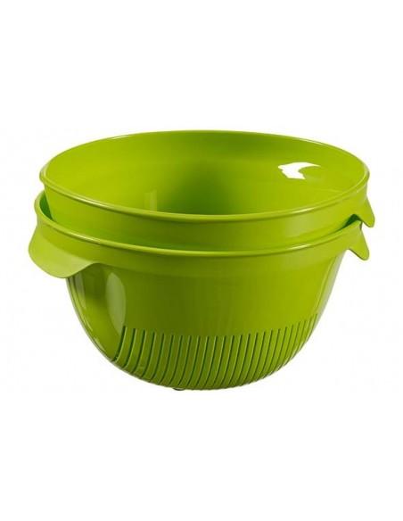 Vergiet L essentials groen  26cm