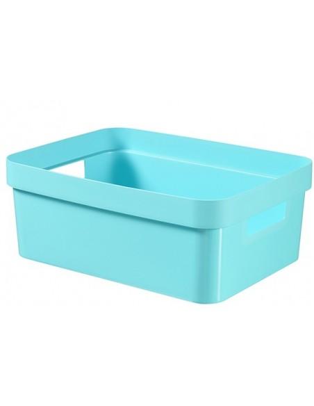 Infinity box blauw 30l
