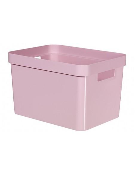 Infinity box roze 17l