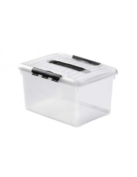 Multibox 8l transparant