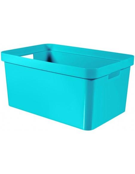 Infinity box blauw 45l