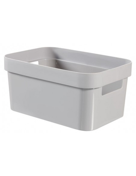 Infinity box grijs 4.5l