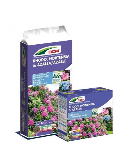 DCM meststof voor rhodo, hortensia, azalea 3kg
