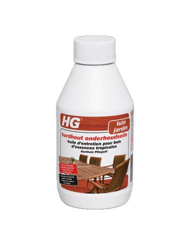 Hardhout onderhoudsolie  250ml