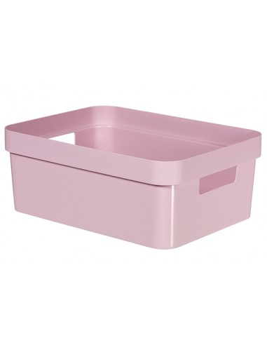 Infinity box roze 30l