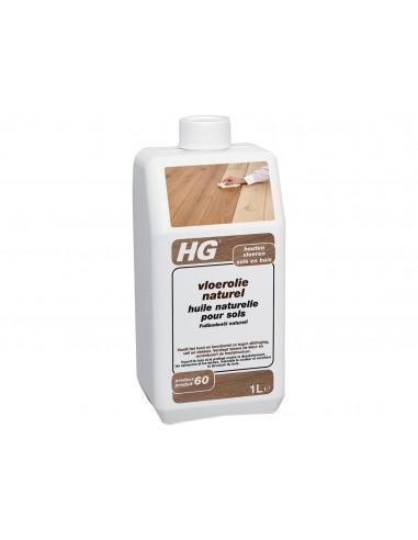 Vloerolie naturel HG 1l (nr60)