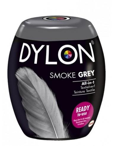 dylon color fast bol smoke grey + zout 350gr