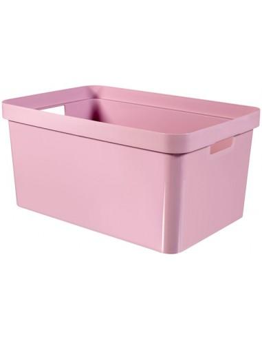 Infinity box roze 45l