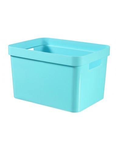 Infinity box blauw 17l