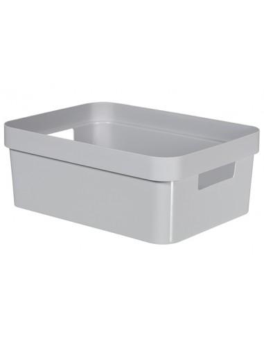Infinity box grijs 11l