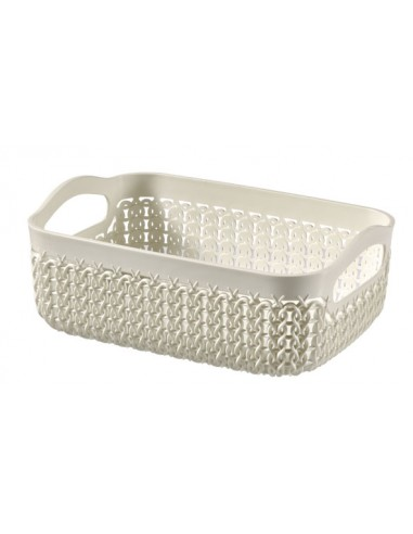 Knit tray A6 1.3l oasis white