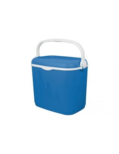 Koelbox 33l blauw