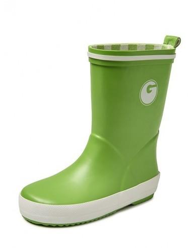 Groovy kinderlaars rubber groen