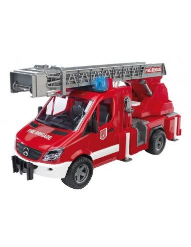 Mercedes Benz Sprinter brandweerwagen 1:16
